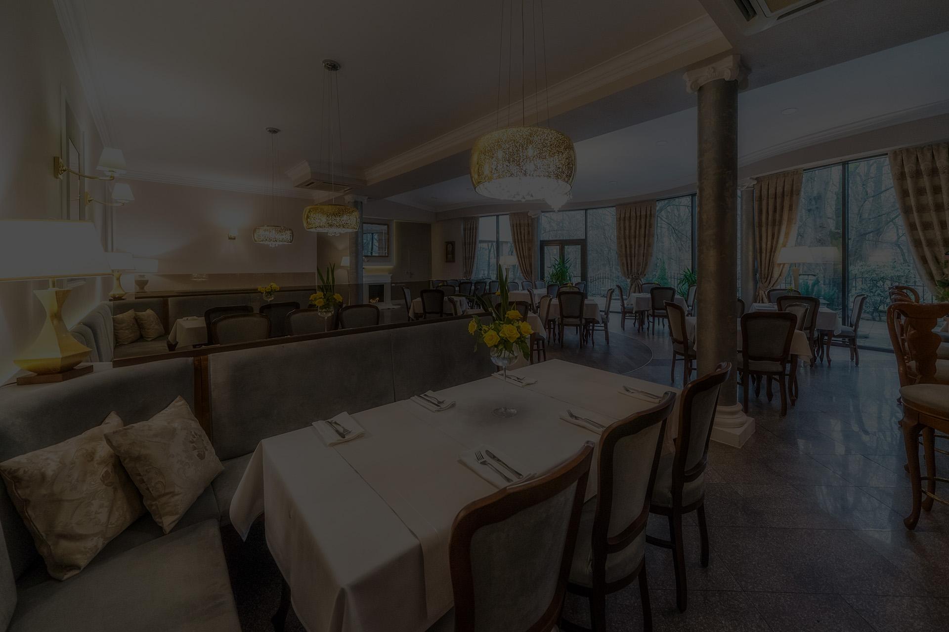 Skawina Aria Restauracja